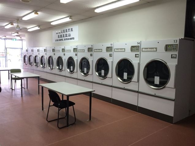 Coin And Card Dryers Commercial Laundry Equipment