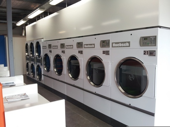 laundromats - Commercial Laundry Equipment