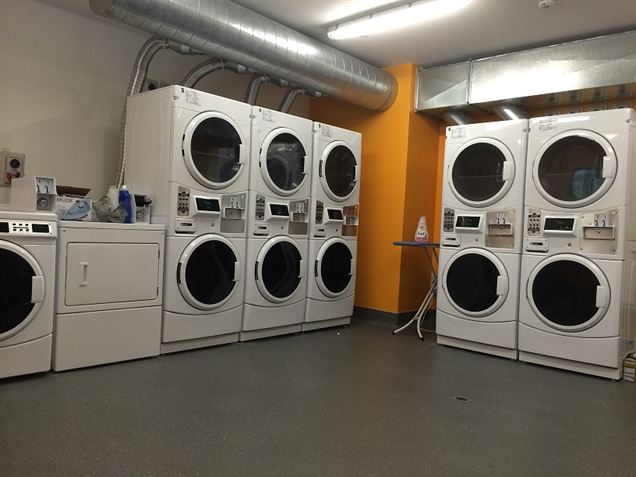 washer-dryers - Commercial Laundry Equipment